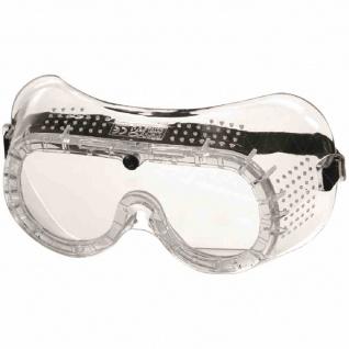Vollsicht-Schutzbrille mit direkter Belüftung