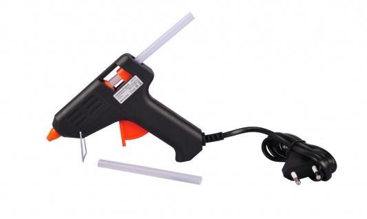 Mini Heißklebepistole mit Klebesticks Klebepistole Bastelkleber Bastelzubehör