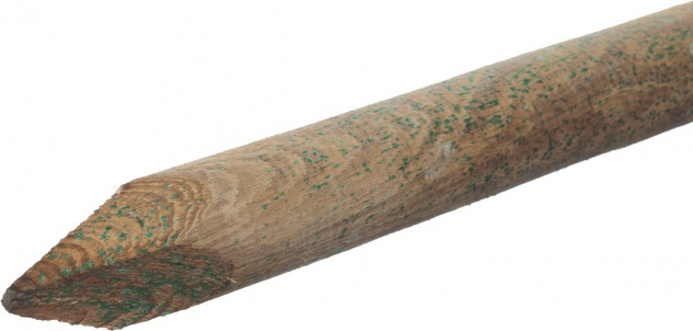 forest-style PFLANZSTAB 341 Holz 4x150cm Fsc
