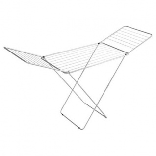Metall Wäschetrockner 20 Meter Wäscheständer Flügelwäschetrockner Wäscheleine