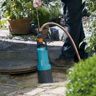 Tauch Druckpumpe 6000/5 automatic Wasserversorgung Gartenpumpe Bewässerung Pumpe