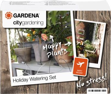 Gardena city gardening Urlaubsbewässerung 1265-20 Urlaubs Bewaesserung