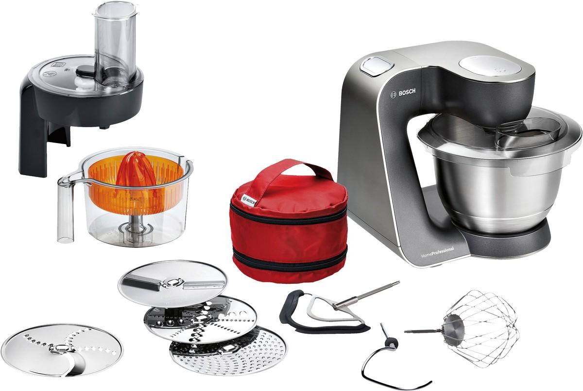 BOSCH Küchenmaschine MUM59N37DE Kuechenmaschine - Kaufen bei www.1a ...