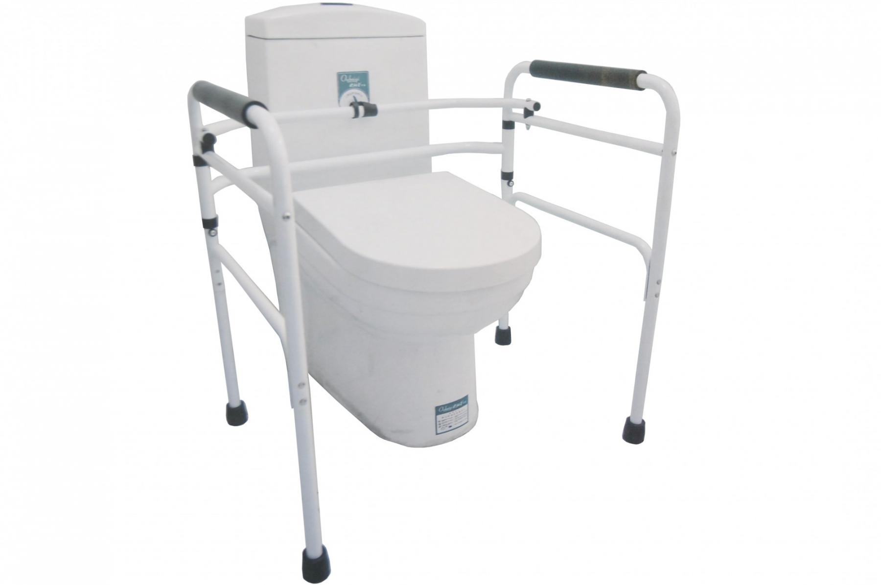 toilettenst tzgestell 68x56x68 aufstehhilfe toilettenhilfe wc kaufen bei. Black Bedroom Furniture Sets. Home Design Ideas