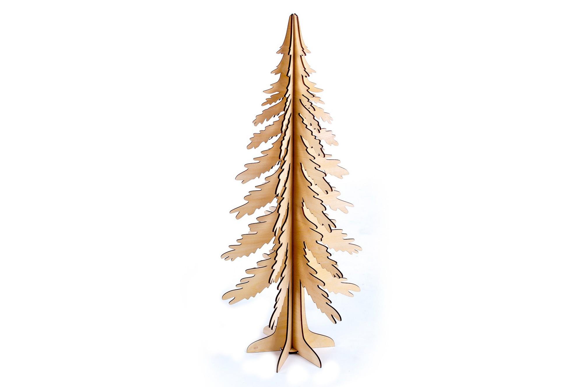 Wieso Tannenbaum Weihnachten.Weihnachtsbaum Holz 25x60cm Tannenbaum Weihnachtsdekoration Holzbaum Weihnachten