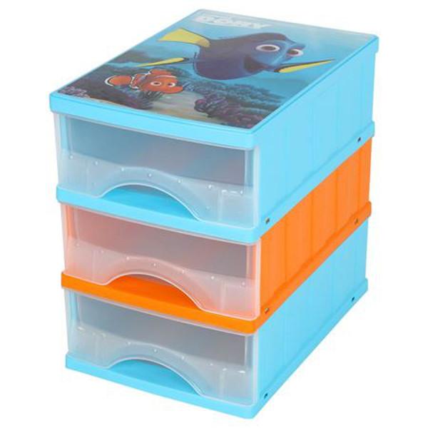 Schubladenbox Star Wars Kinderzimmer-Organizer Sortierbox Ordnungsbox Ablage