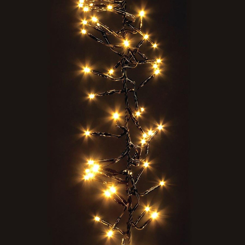 led cluster lichterkette 768 leds weihnachtsbeleuchtung. Black Bedroom Furniture Sets. Home Design Ideas