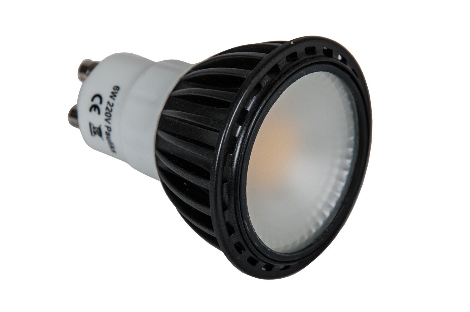 Led lampe cob gu spot watt mr watt leuchte strahler