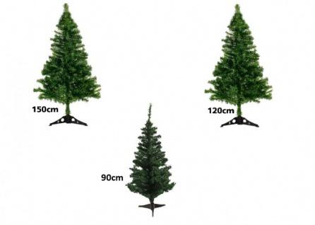 Künstlicher Weihnachtsbaum versch. Größen