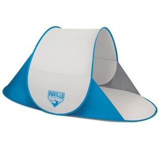 Bestway Pavillo Strandzelt Strandmuschel Sonnenschutz Windschutz Sichtschutz