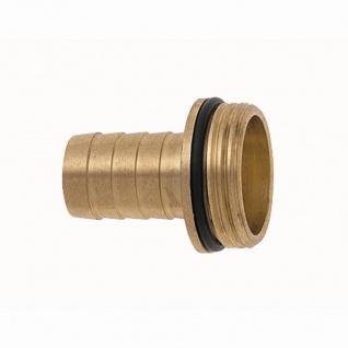 "1/3 Verschraubung m.Wulst u.O-Ring-Dichtung 32 mm (1 1/4"") Messing"