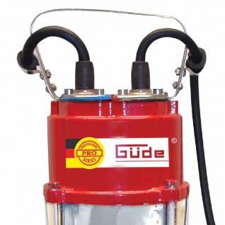 Schmutzwassertauchpumpe PRO 1100A