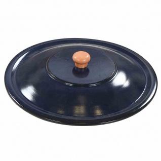 Gulaschkessel Deckel 10l Feuerschale Grillschale Kochen Garten Grillen BBQ NEU