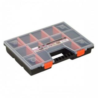 XL Organizer 390x290x65mm Sortierbox Sortimentskasten Sortierkasten Schraubenbox