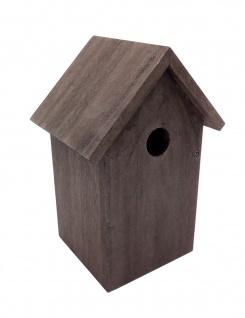 Vogel-Nisthöhle Vogelhaus Nistkasten Brutkasten Brutstätte Vogelhäuschen Holz