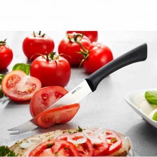 Tomatenmesser 13cm Messer Schneiden Küchenhelfer Küche Kochen Gemüse Mahlzeit