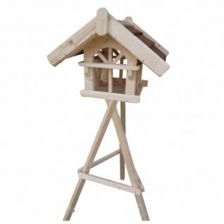 Vogelhaus Nr 1 50x54x41cm Vogelhäuser Vogelfutterhaus Balkon Garten Terrasse NEU