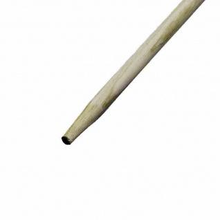 Gerätestiel roh, Maße: 1400x28mm