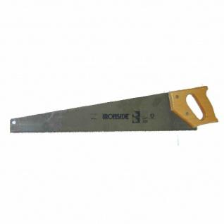 Handsäge 450mm mit Holzheft Gartensäge Säge Fuchsschwanz Heimwerker Werkzeuge