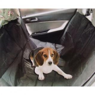 Autoschondecke für Hunde Schonbezug Autodecke Hundedecke Schondecke Schutzdecke