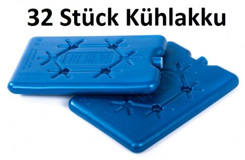 Conna Bride Kühlakkus 32x200ml flach Kühlelemente Kühlbox Kühltasche Isotasche