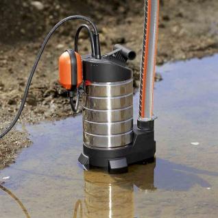 Schmutzwasser-Tauchpumpe 20000 inox