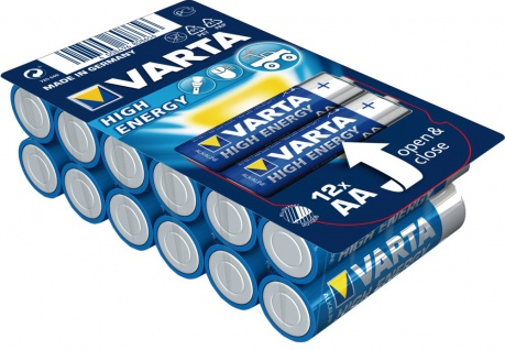 "VARTA Batterien ,, Longlife Power"" 4906301112 Highen. Aa 12erbox"