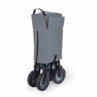 Klappbollerwagen Porti faltbar, 50kg Tragfähigkeit