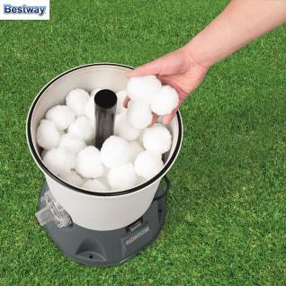 Bestway Polysphere-Filterbälle für Sandfilteranlagen 500g Filterwatte Filtersand