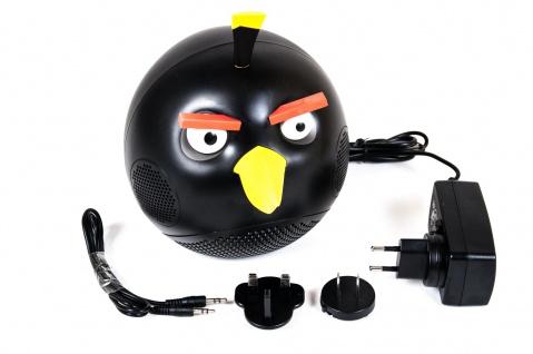Gear 4 Angry Birds Lautsprecher Sub-Woofer mini Speaker Soundstation Smartphone