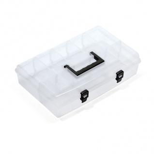 Universal-Sortierbox Aufbewahrungsbox Schraubenbox Kleinteile Schraubenbehälter