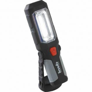 Arbeitsleuchte Flex COB-LED Leuchte Lampe Taschenlampe Stablampe Heimwerker TOP