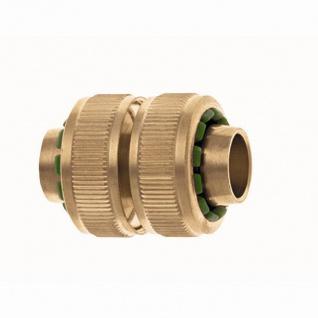 Schlauchverbindung 19mm Schlauch Schläuche Verbindungen Steckkupplung Werkzeug