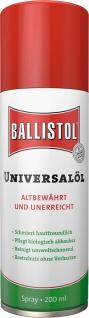 BALLISTOL BALLISTOL-SPRAY Universalöl 21850 Oel 200ml D
