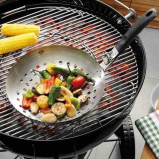 "Gemüse-Wok "" BBQ"" Wok Grillen Garten Terrasse Kochen Mahlzeit Braten Grill Wok"