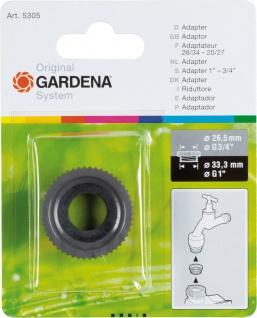 Gardena Adapter 5305-20 1-3/4