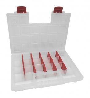 Organizer Sortierbox Sortimentskasten Sortierkasten Schraubenbox Kofferorganizer