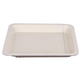 Backblech zum Ausziehen Kuchenblech Backform Kuchenform 33-52cm antihaft Keramik