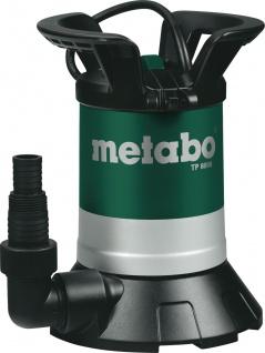 """metabo Klarwasser-Tauchpumpe ,, TP 6600"""" 25660000 Tp 6600"""