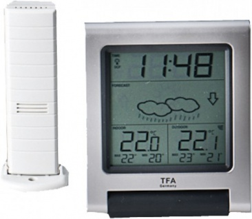 "TFA THERMOMETER Funkwetterstation ,, Spectro"" 35.1089.IT Spectro"