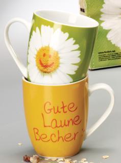 BECHER Kaffeebecher Gute L. 250ml. Porz.