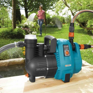 Gartenpumpe 5000/5 Pumpe Bewässerung bewässern Garten Terrasse Haushalt TOP NEU