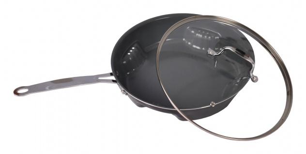 Ceraflon AirFry Pan Keramik Pfanne Bratpfanne Grillpfanne frittieren ohne Fett