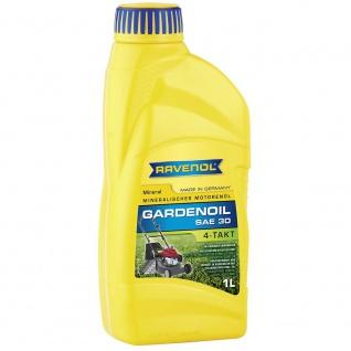 Viertakt-Rasenmäher-Motoröl Inhalt: 1 Liter