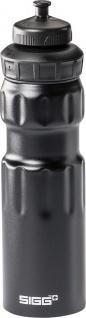 "SIGG SWITZERLAND SIGG Bottles ,, WMB Sports Black Touch"" 8237.10 Bottle Black0, 75"