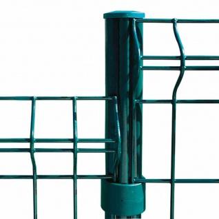 Bekaclip-Pfosten 170 cm grün Ø 48 mm