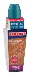 LEIFHEIT Protect Pflegemittel versiegelt Laminat Parkettpflege Fußbodenreiniger
