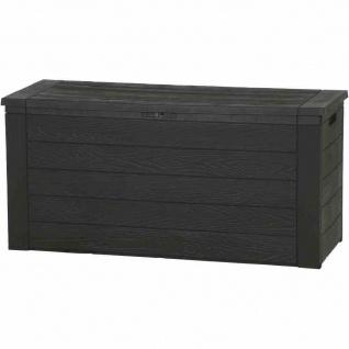 Kissenbox Woody 120 cm, braun 46x120x58 cm