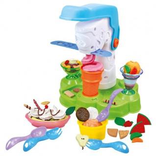 """Simba Art & Fun Knet-Set """" Eisdiele"""" Knettöpfe Kinderknete Spielknete Spielset"""