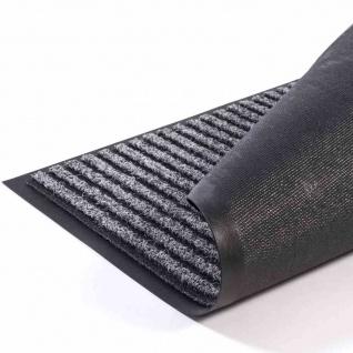 Fußmatte Ultra-Strong grau 60x90cm Schmutzfangmatte Türmatte Fußabtreter TOP NEU
